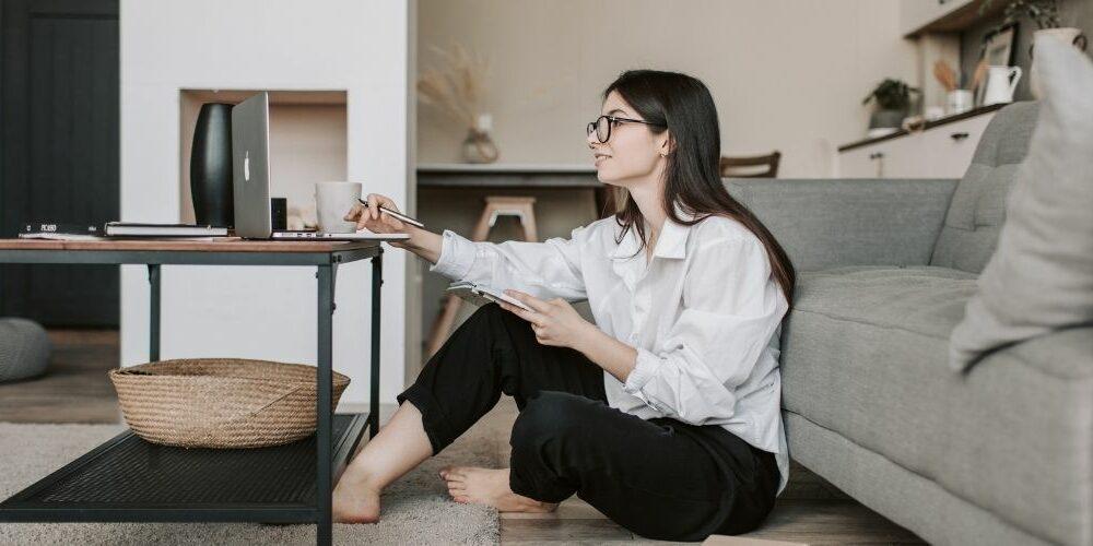Trabajar desde casa online