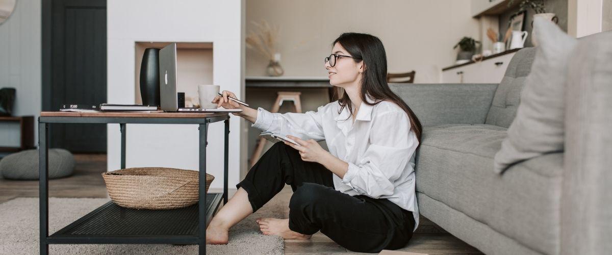 Comenzar a trabajar desde casa online en 2021