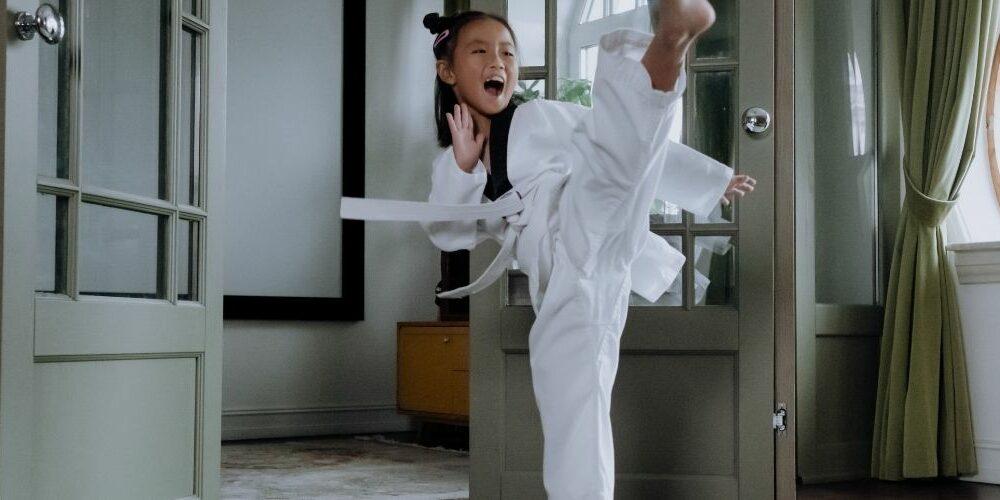 Clases de taekwondo para niños online