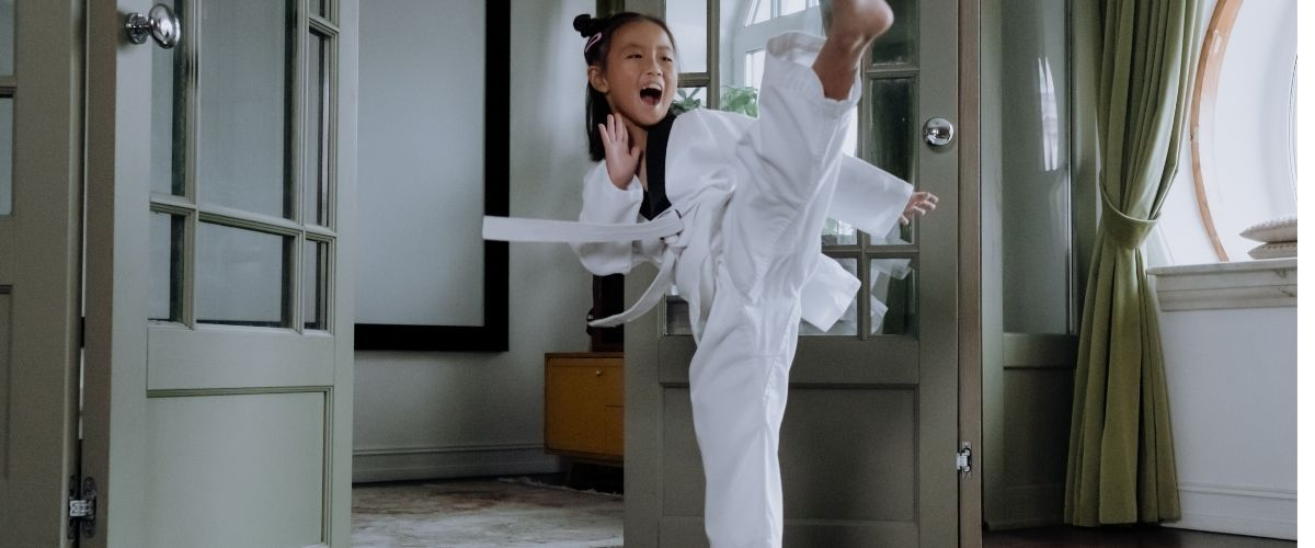 Lo debes saber sobre las clases de taekwondo para niños online