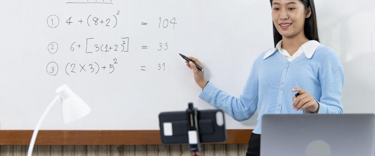 Tips para dar clases particulares online en 2021