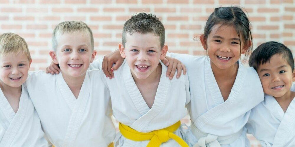 artes marciales online para niños