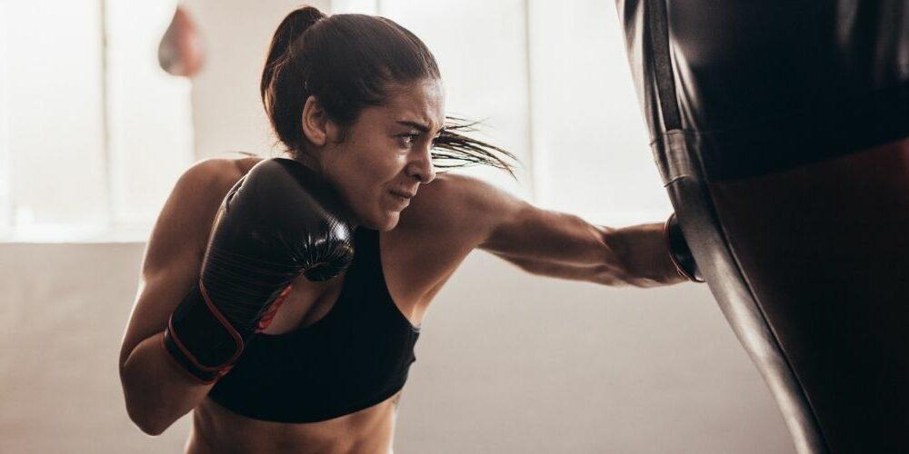 cómo aprender boxeo en casa